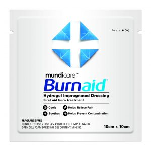 Burnaid Gel Dressing
