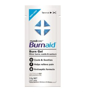Burnaid Burn Gel Sachet 3.5g