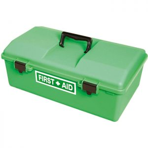 Low Risk Workplace Kit in Portable Plastic Container