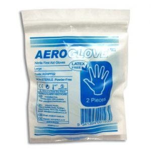 Gloves Nitrile Pk2 Large