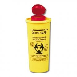 Sharps & Waste Containers