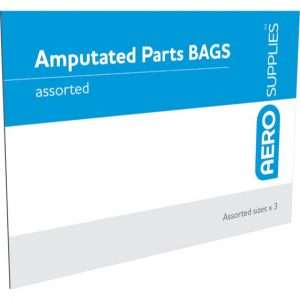 Amputated Parts Module (3 x Plastic Bag's Assorted Sizes)