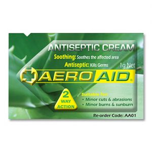 Antiseptic Cream 1g Sachet