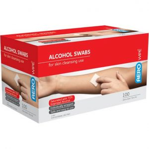 Alcohol Swabs (2ply)