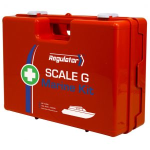 Regulation Marine Kit SCALE G – Waterproof Container with Wall Bracket
