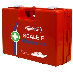Regulation Marine Kit SCALE F – Waterproof Container with Wall Bracket