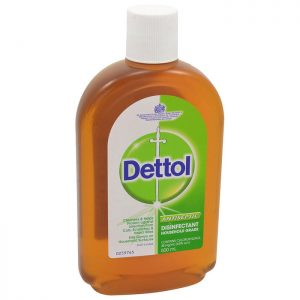 Dettol Antiseptic Disinfectant  500ml Bottle