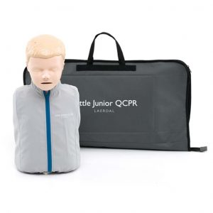 Laerdal Little Junior QCPR Child CPR Manikins & Consumables