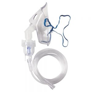 Nebulizer Mask with Tubing (Adult)
