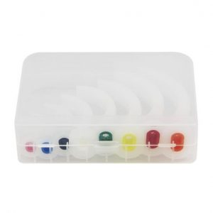 Guedel Airway Kit With Case (8 airways 40mm-110mm)