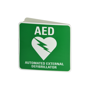 AED Sign (Off Wall)