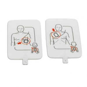 Replacement AED Pads for Prestan AED UltraTrainer