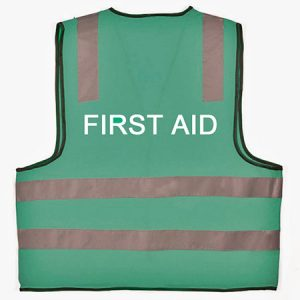 First Aid Vest / Tabard