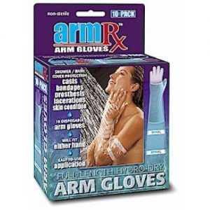 Waterproof Arm Gloves Pk10