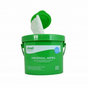 Clinell Universal Disinfectant Wipes