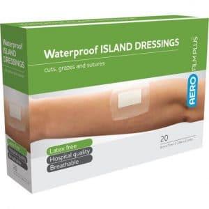 Waterproof Island Film Dressing