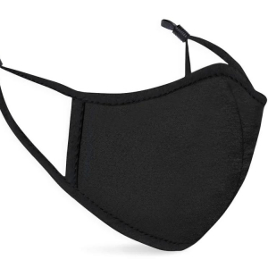 Cloth Face Mask with Elastic Straps